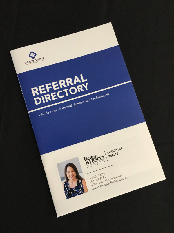 Wendy Griffis Referral Directory