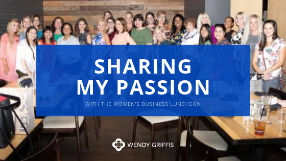 Wendy Griffis Speaks at WBL